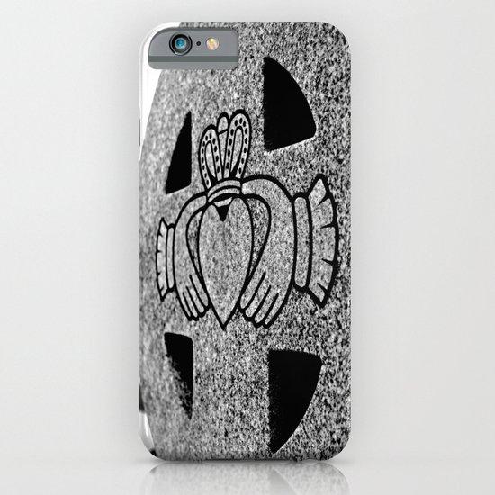 Winter Claddagh iPhone & iPod Case