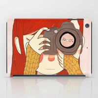 Behind The Lens iPad Case