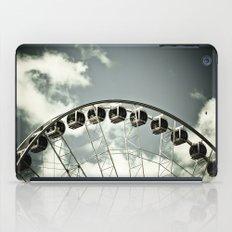 Fun before the rain iPad Case