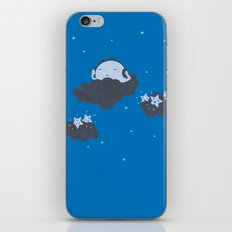 The Silent Night iPhone & iPod Skin