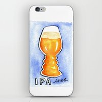 IPA Snob iPhone & iPod Skin