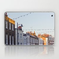 London Houses Laptop & iPad Skin