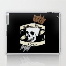 Follow Your Arrow Laptop & iPad Skin