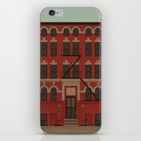 Williamsburg iPhone & iPod Skin