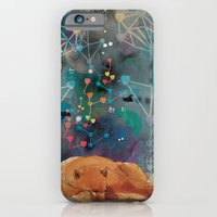 iPhone & iPod Case featuring Feed Your Soul by Jo Cheung Illustration