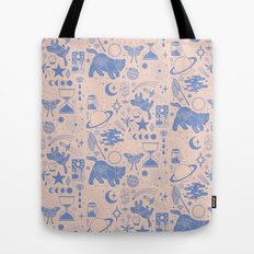 Collecting the Stars Tote Bag