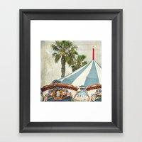 Carnival Oasis Framed Art Print