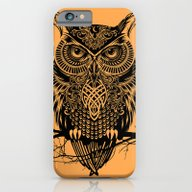 Warrior Owl 2 iPhone 6 Slim Case