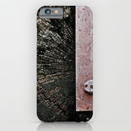 Wooden Energy iPhone & iPod Case