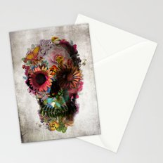 SKULL 2 Stationery Cards