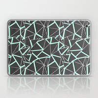 Ab 2 Repeat Mint Laptop & iPad Skin