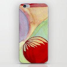 plume iPhone & iPod Skin