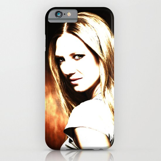 OLIVIA DUNHAM iPhone & iPod Case
