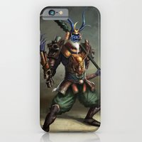 iPhone & iPod Case featuring Oni by Bendragon