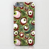 Eyes!! iPhone 6 Slim Case