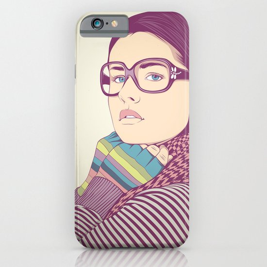 Just know who I am.... iPhone & iPod Case