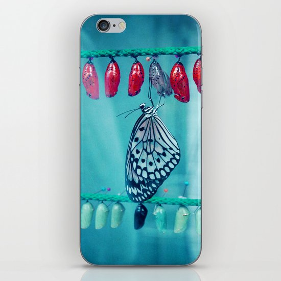 by nature iPhone & iPod Skin