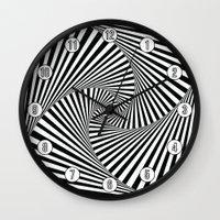 Twista Wall Clock