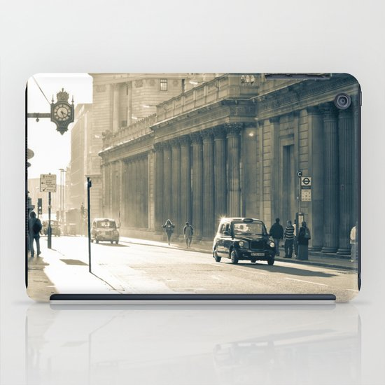 Old street that vanishes iPad Case