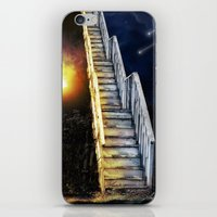 Stairway To.... U Guess!… iPhone & iPod Skin