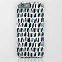 Little lines iPhone & iPod Case