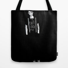 Can't hack Me Tote Bag