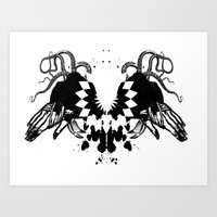 BP Spill #4 Art Print