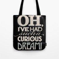 Curious Dream Tote Bag