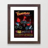 TURI TURI Framed Art Print
