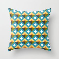 MRABA pattern 4 Throw Pillow