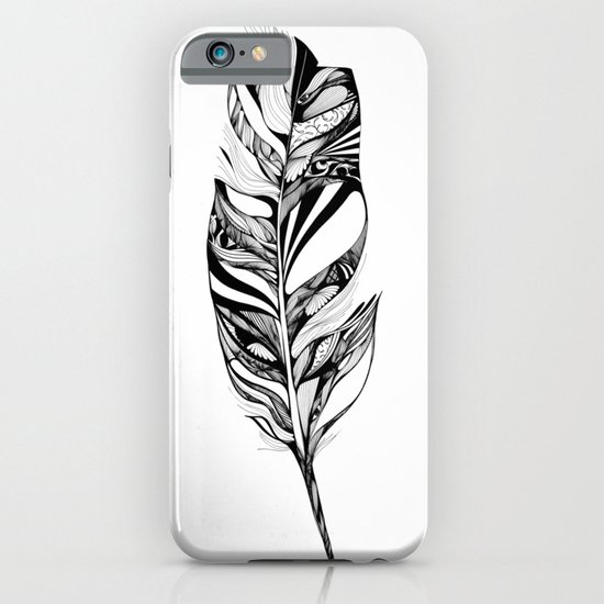 Feather - Lucidity iPhone & iPod Case