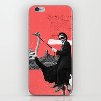 Lone Ranger iPhone & iPod Skin