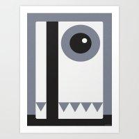 PLASTIC Art Print