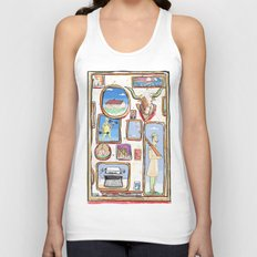 Pictures Unisex Tank Top
