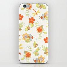In My Magical Garden iPhone & iPod Skin