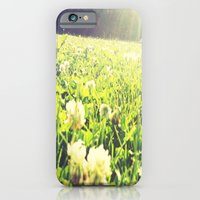 iPhone & iPod Case featuring Field of Dreams by Allison corn
