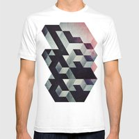 Spyce Ryce Mens Fitted Tee White SMALL