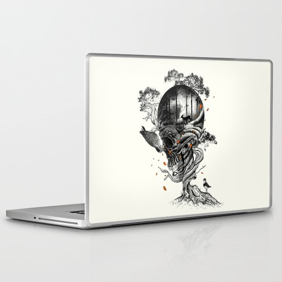 Lost Translation Laptop & iPad Skin