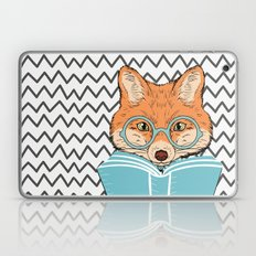 Reading Fox Laptop & iPad Skin
