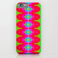 Summer Abstract Pattern I  Slim Case iPhone 6s