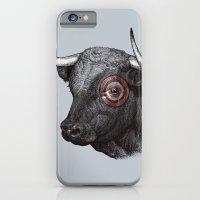 iPhone & iPod Case featuring Bullseye by Alvaro Arteaga