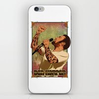 Fight For Your Mind iPhone & iPod Skin