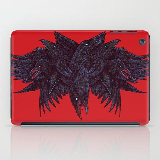 Crowberus iPad Case