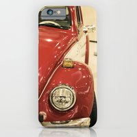 Punch Buggy Red (Vintage… iPhone 6 Slim Case
