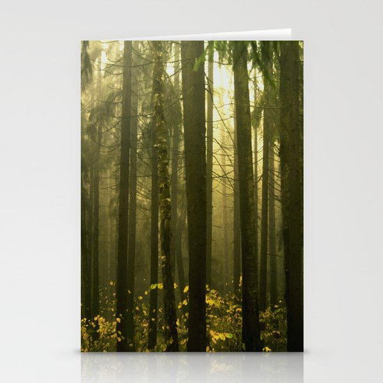 Forest#5 Stationery Card