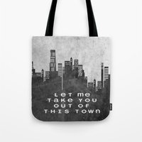 Let Me Take You Out Of T… Tote Bag