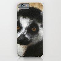iPhone & iPod Case featuring Sad creature by Julia Kovtunyak