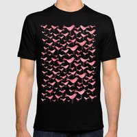 Take time to create Mens Fitted Tee Black SMALL