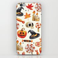Halloween iPhone & iPod Skin