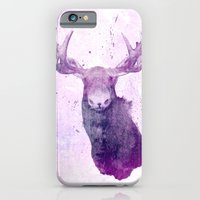 iPhone & iPod Case featuring Moose Springsteen by Lucy Evans